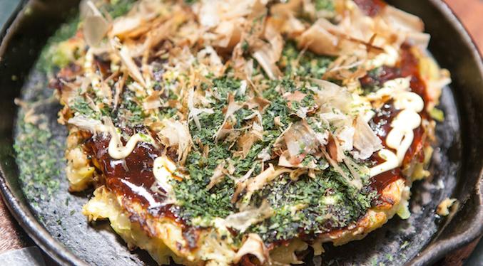 Savory Okonomiyaki